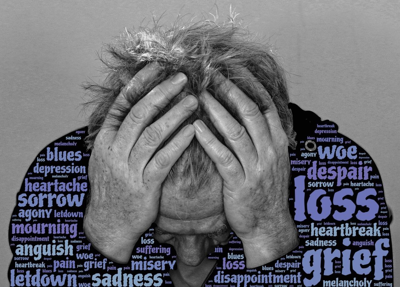 Grief,loss,despair,woe,sorrow - free image from needpix.com