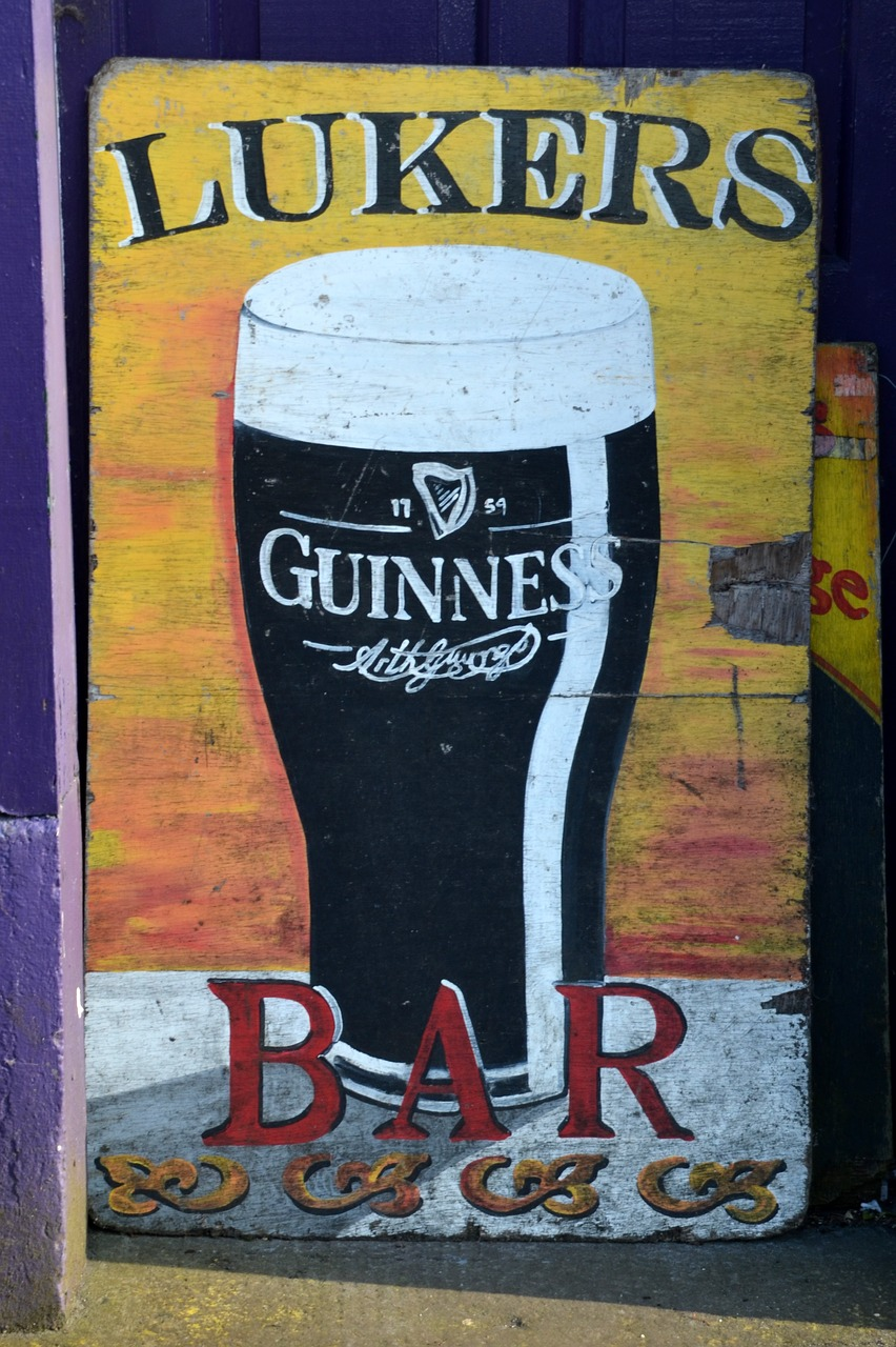 guinness ireland irish free photo