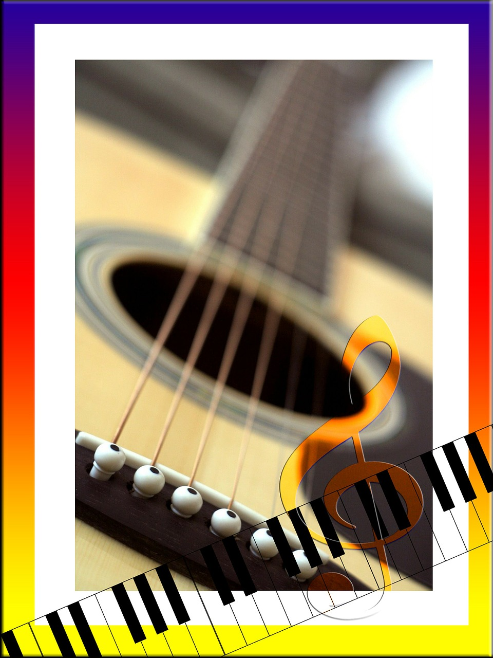 guitar acoustic guitar musical instrument free photo