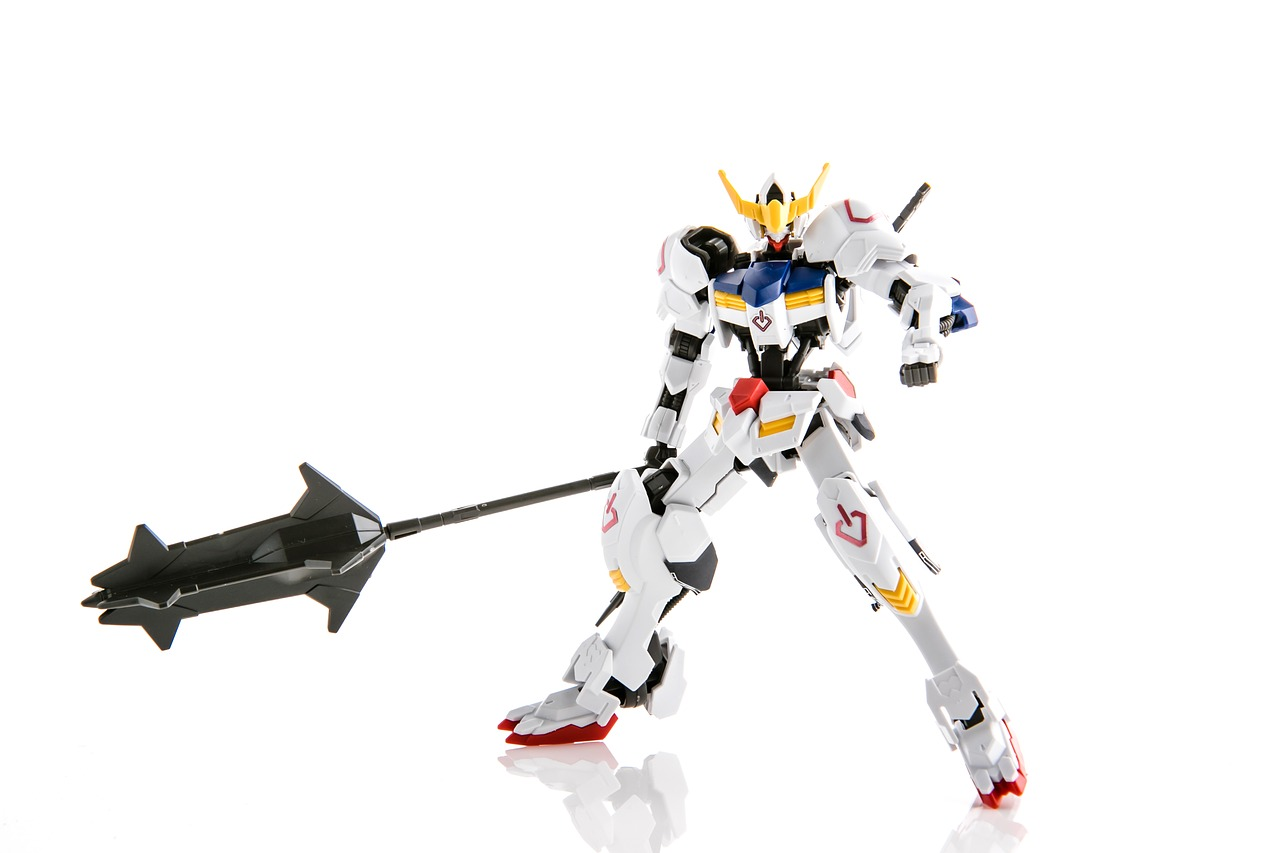 gundam mobil toy free photo