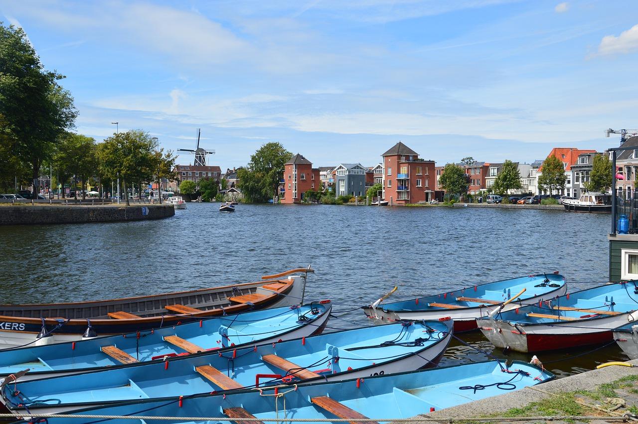 Haarlem, water, holland, lake, city - free image from needpix.com