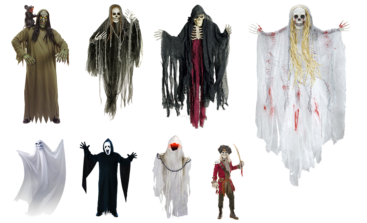 halloween,deco,isolated,decoration,ghosts - free photo from needpix