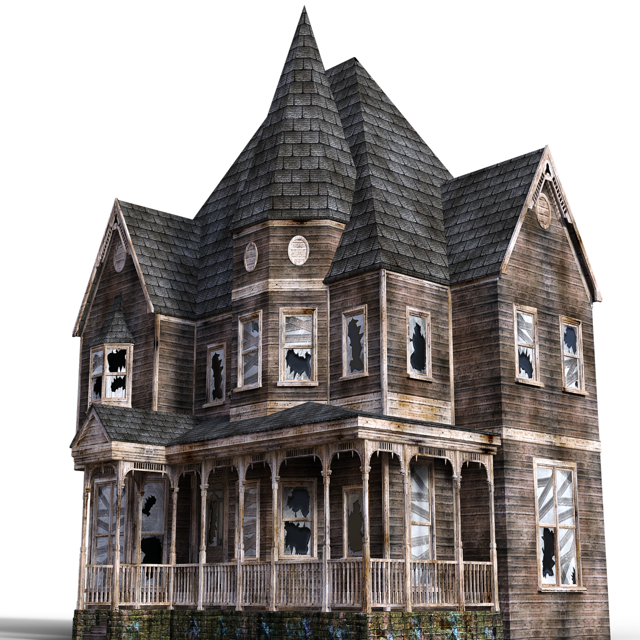 halloween horror haunted house