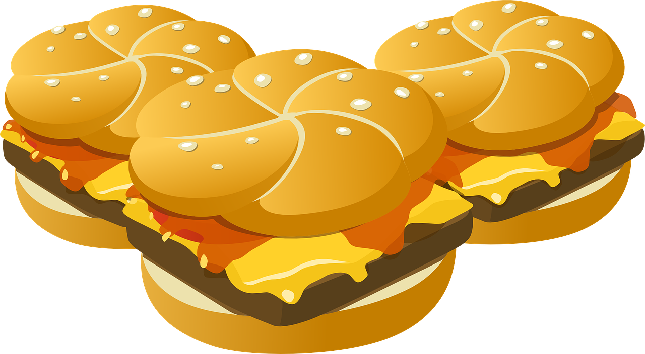 hamburgers cheeseburgers food free photo