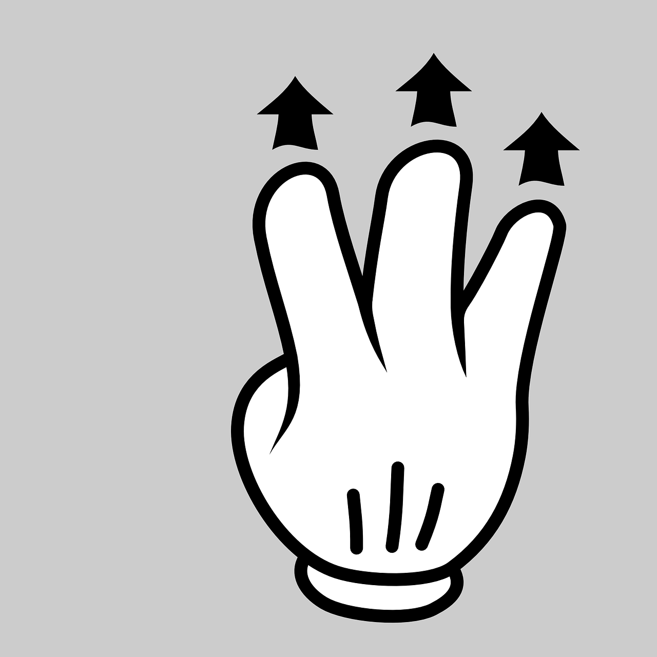 hand,finger,gesture,indication,android gesture,android,mickey mouse,tablet,free vector graphics,free pictures, free photos, free images, royalty free, free illustrations, public domain