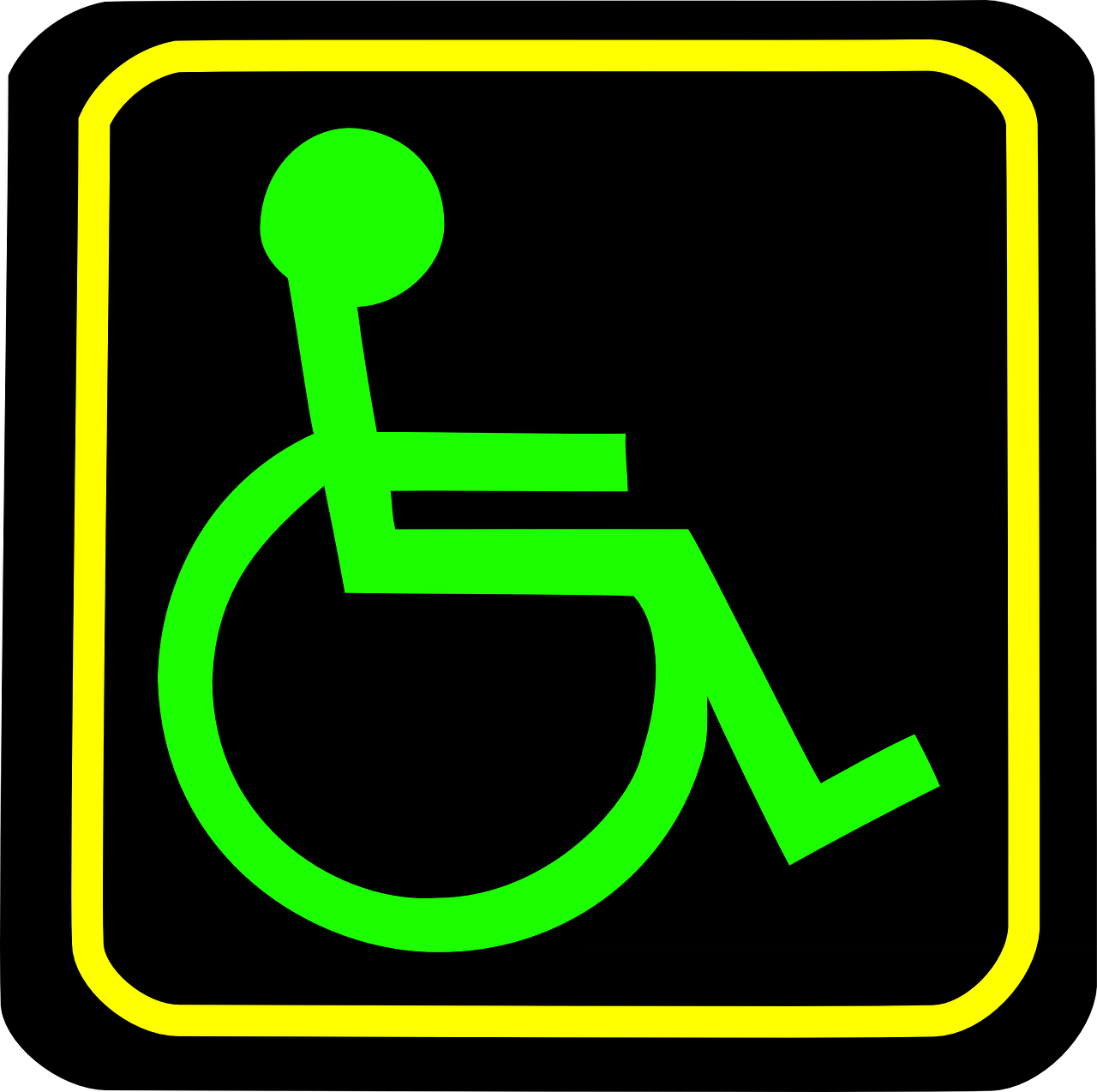 handicap access accessibility free photo
