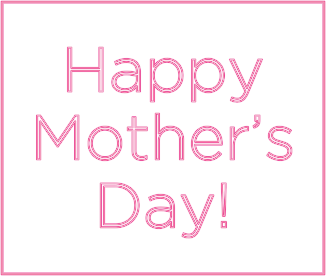happy mother's day happy mother free picture