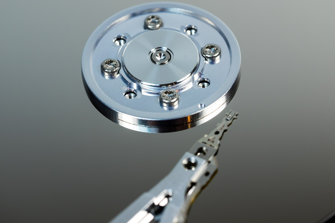 hard drive hdd hardware free photo