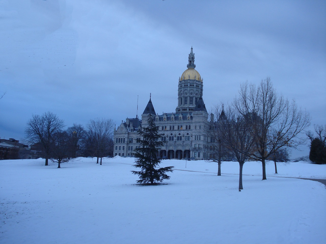 hartford connecticut capitol free photo