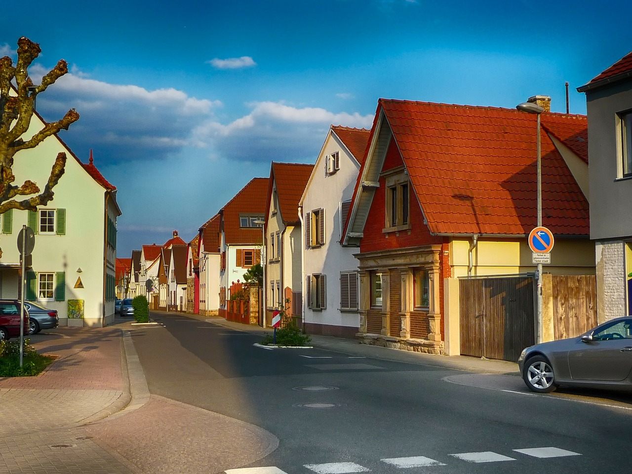 hassloch germany village free photo
