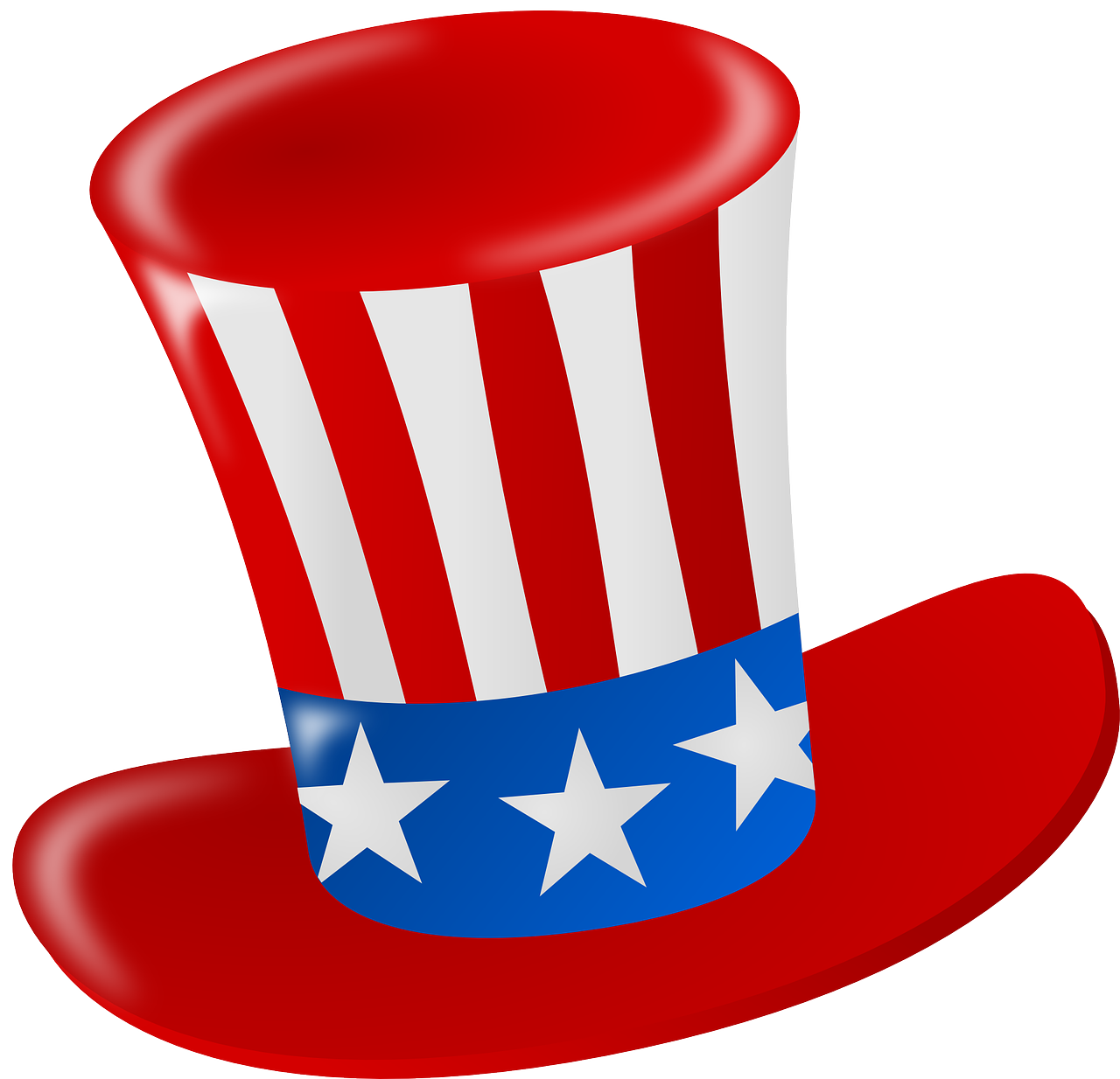 hat,america,uncle sam,uncle sam hat,independence day,american,party,united states,independence,national,stars,stripes,symbol,patriotic,free vector graphics,free pictures, free photos, free images, royalty free, free illustrations, public domain