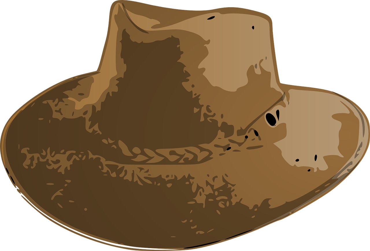 hat cowboy clothing free photo