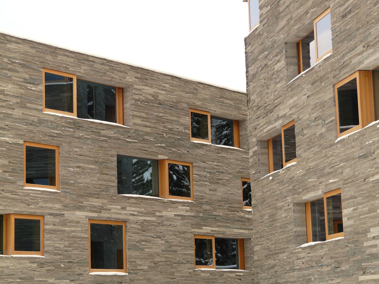 hauswand window facade free picture