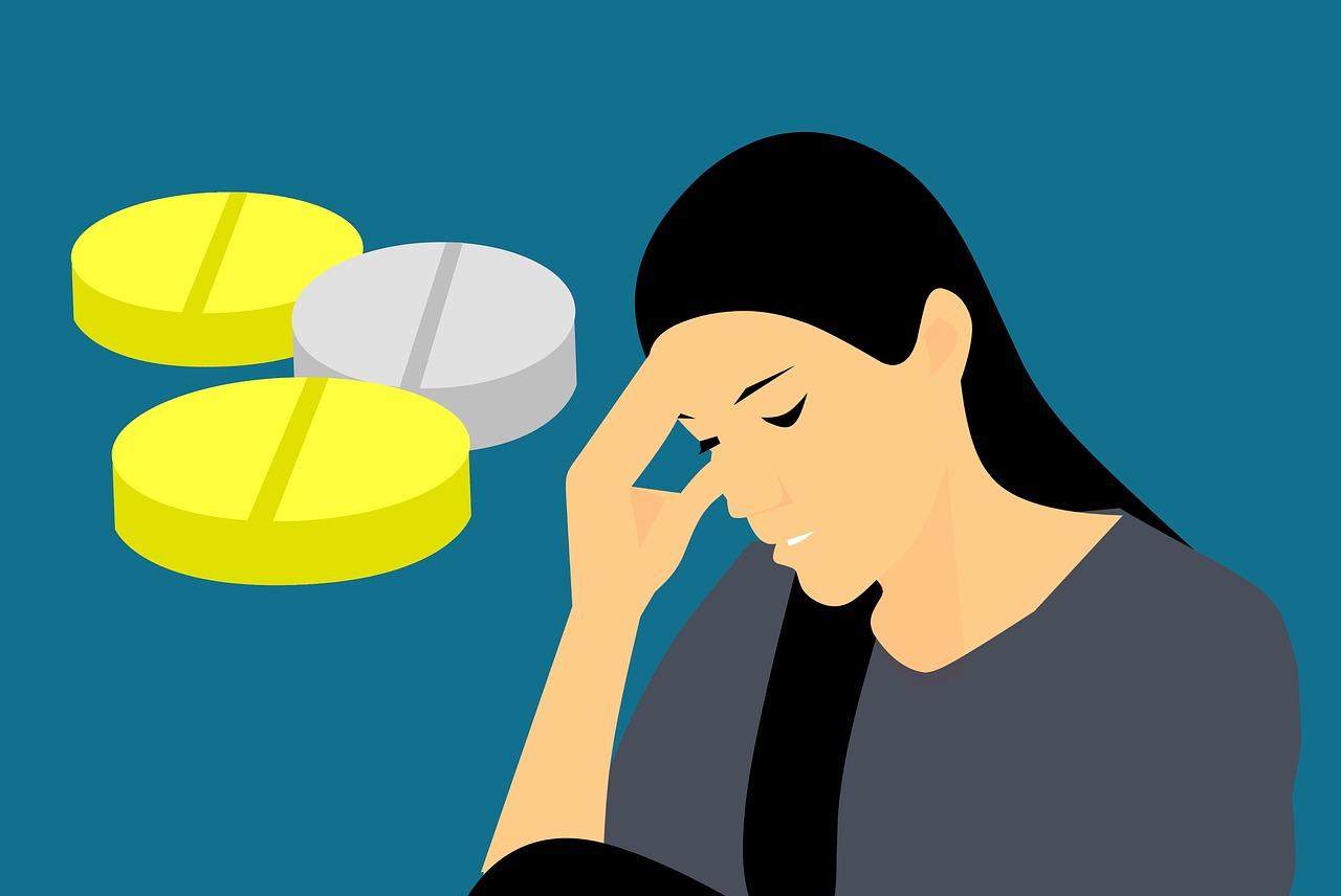 Download Free Photo Of Headache Migraine Medicine Tress Head From Needpix Com
