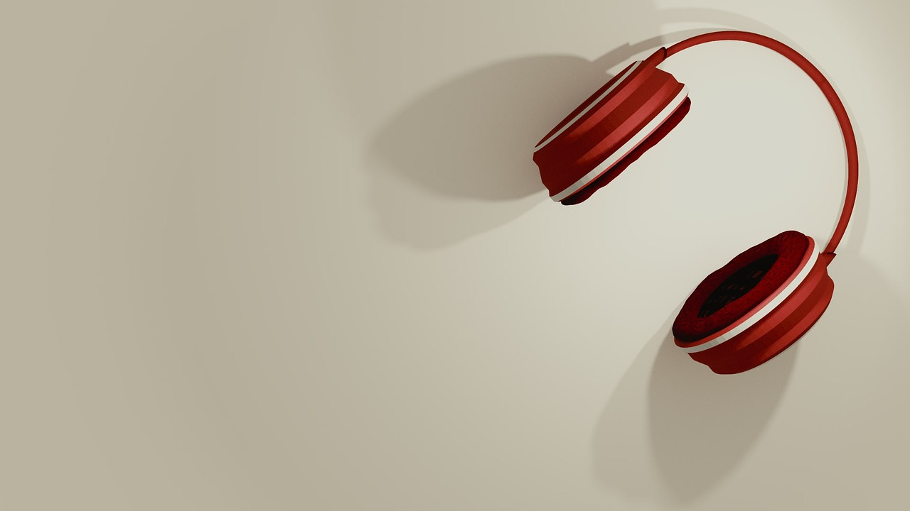 headphones music blender free photo