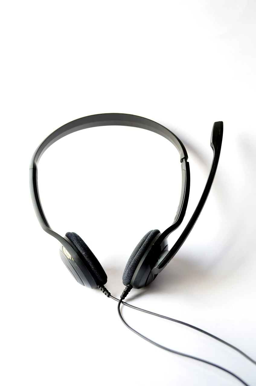 headphones mic headset free picture