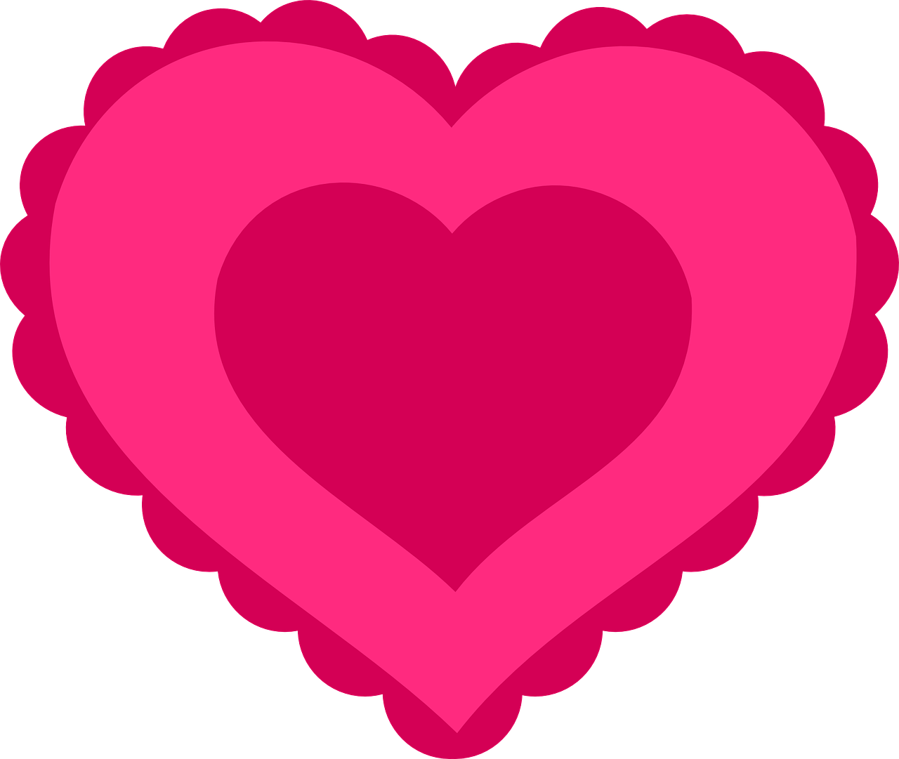 heart,love,pink,valentine,lace,romance,symbol,romantic,free vector graphics,free pictures, free photos, free images, royalty free, free illustrations, public domain