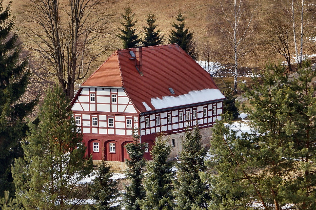 heimatstube hut of the sbb home free photo