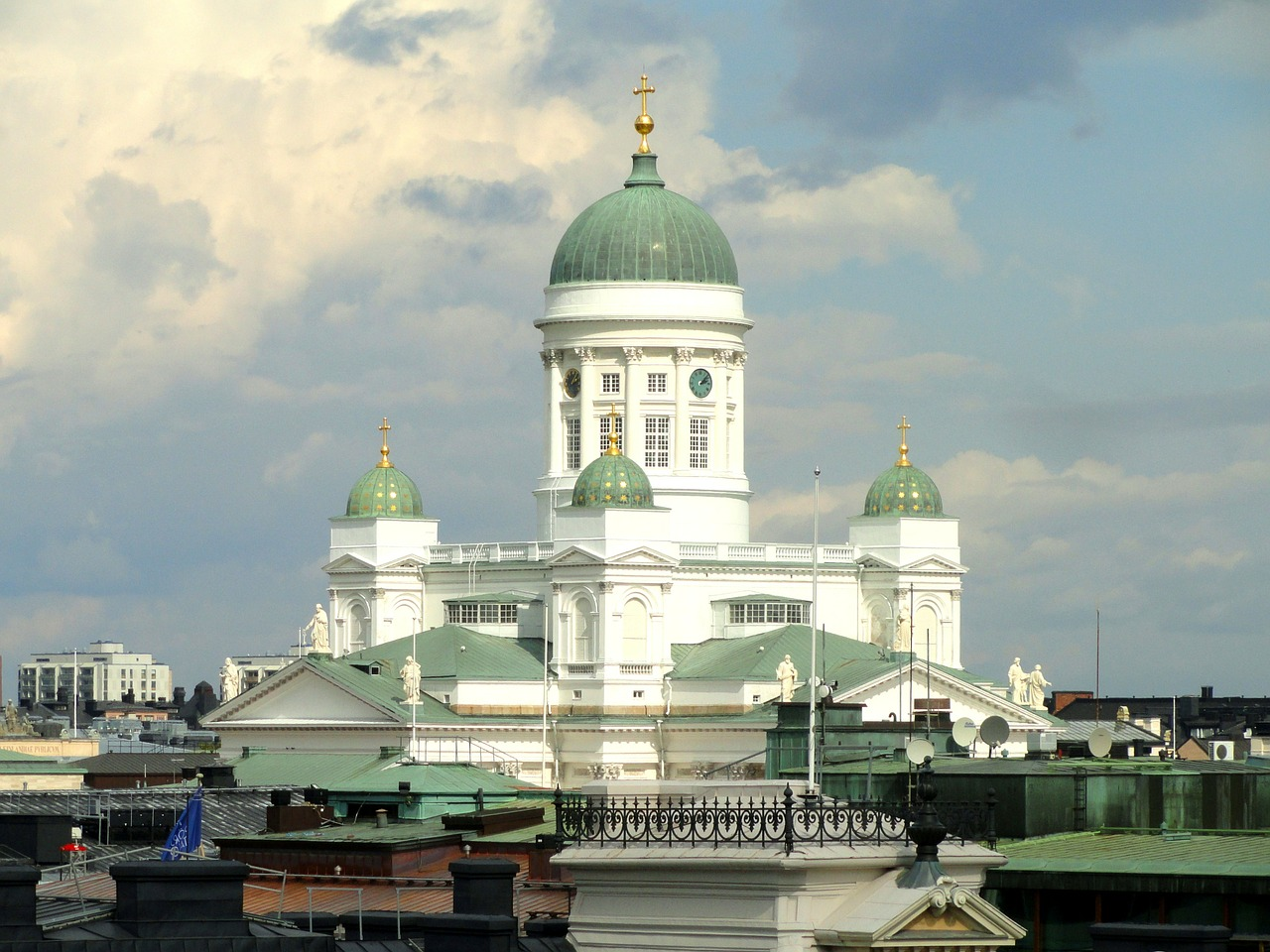 helsinki finland cathedral free photo