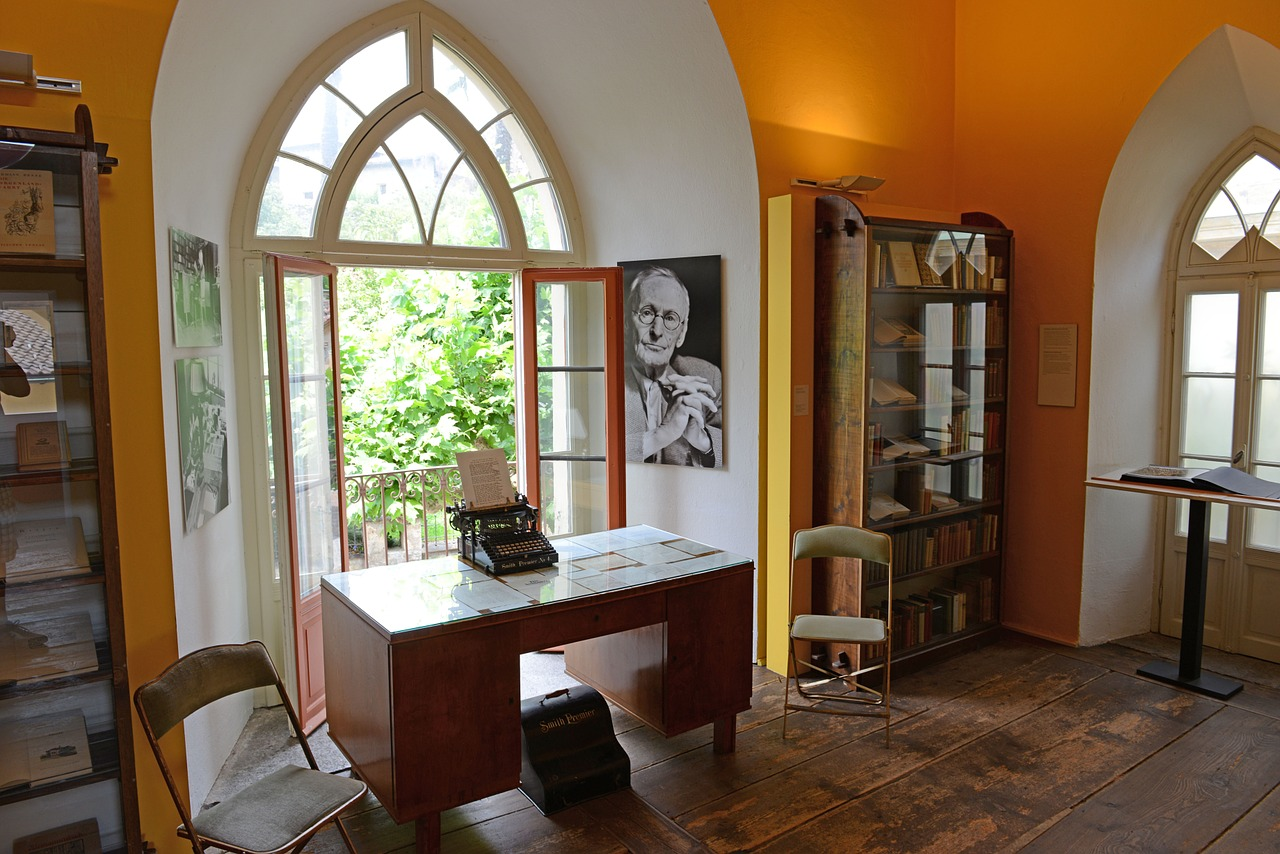 hermann hesse museum free photo