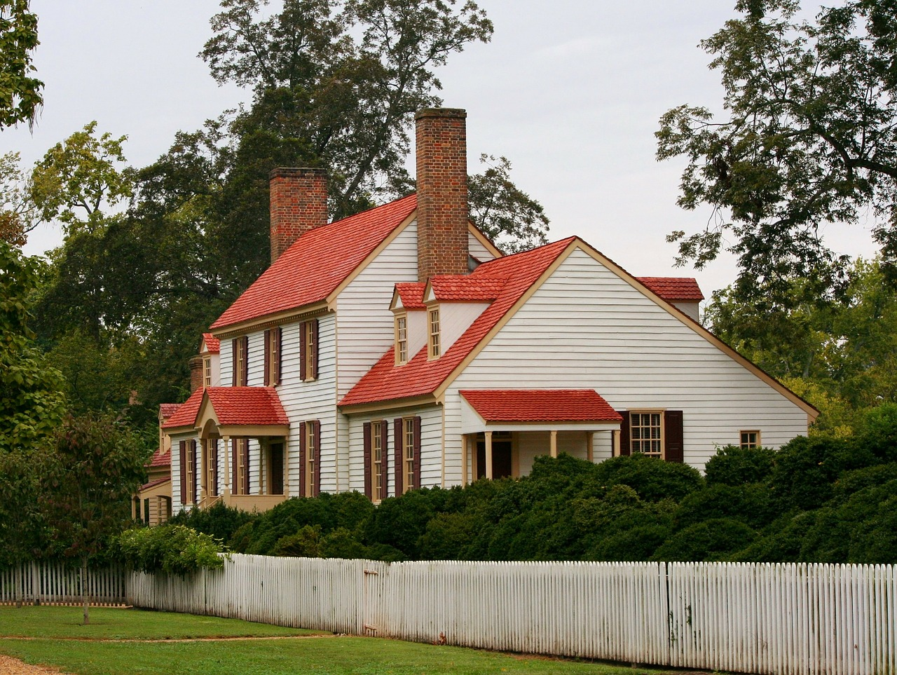 historic house home museum free photo