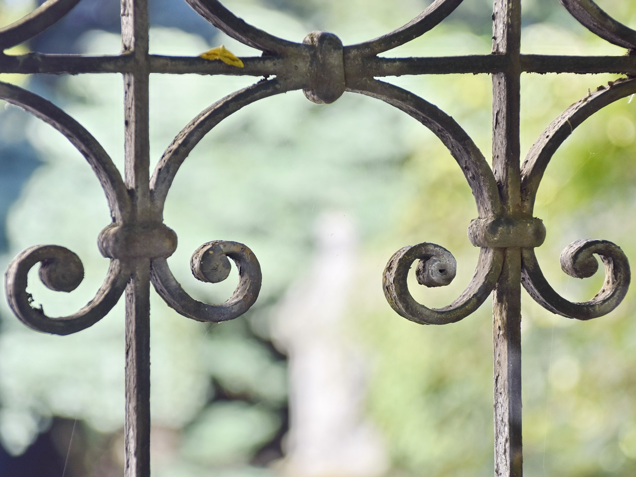 historical lattice  detail  old free photo