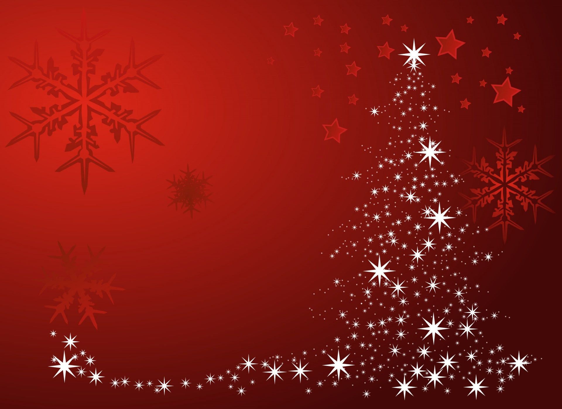 Holidaychristmasbackgroundwallpaperpublic Domain Free