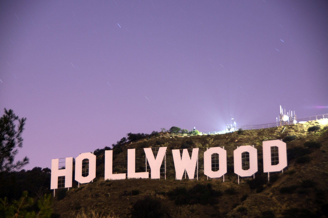 hollywood los angeles california free photo