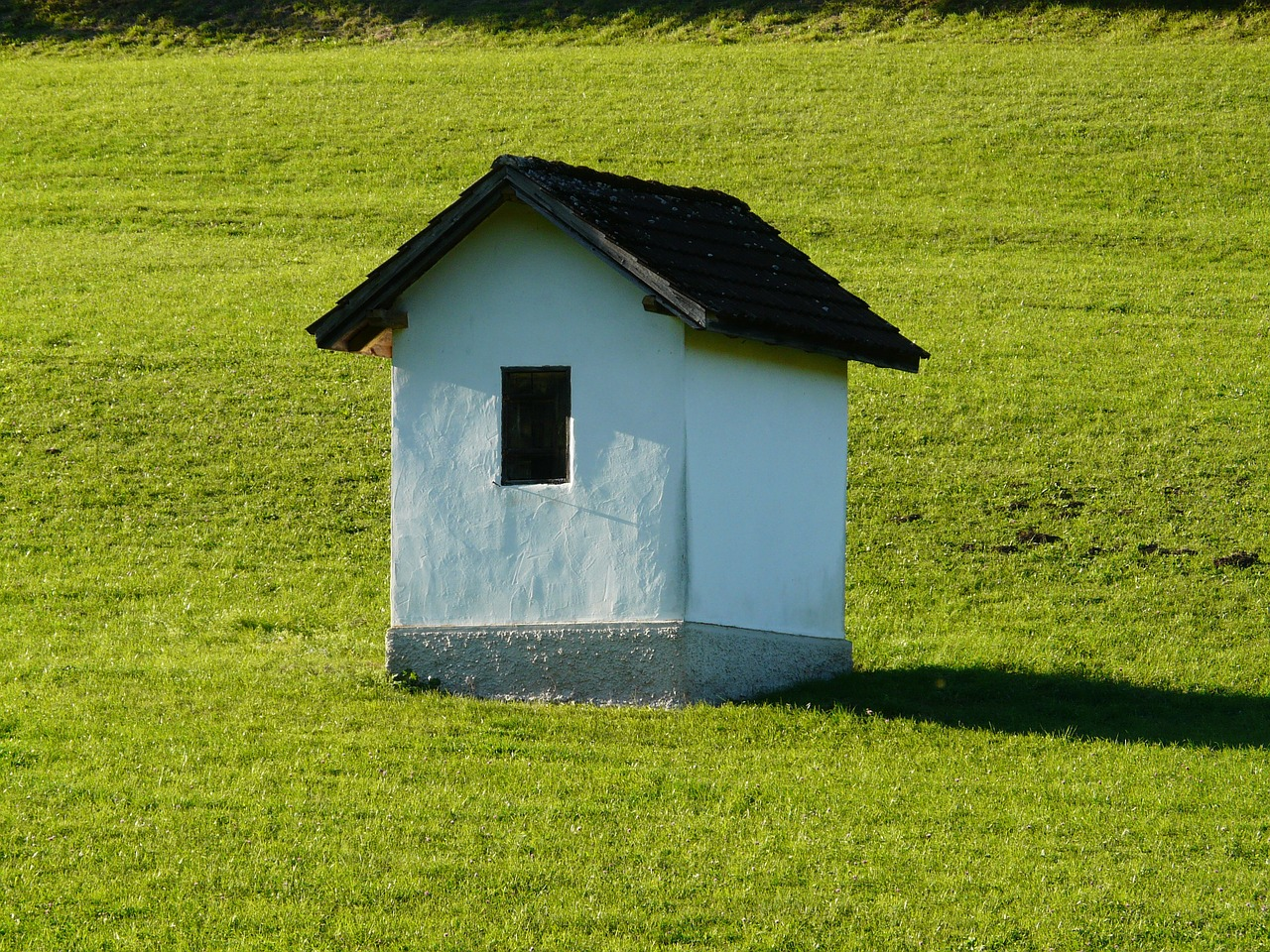 home hut small free photo