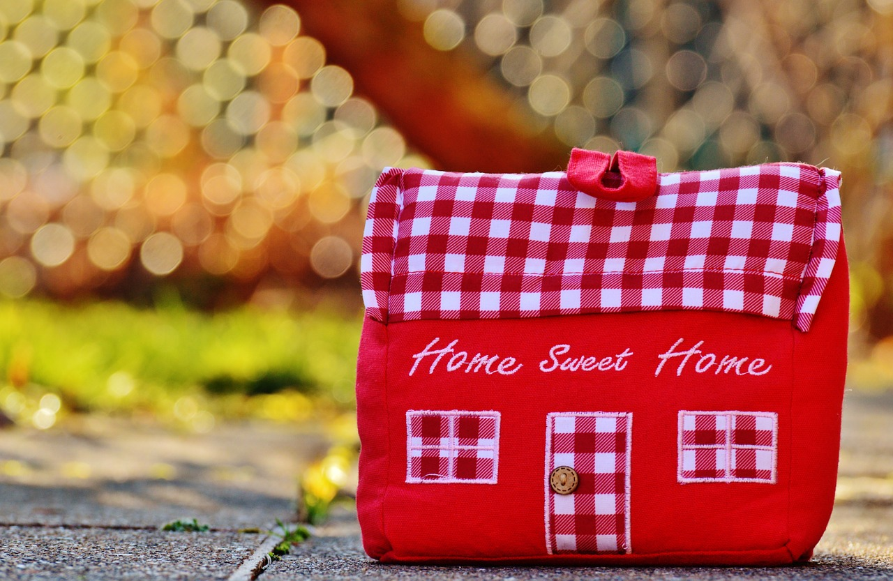 home at home fabric free photo