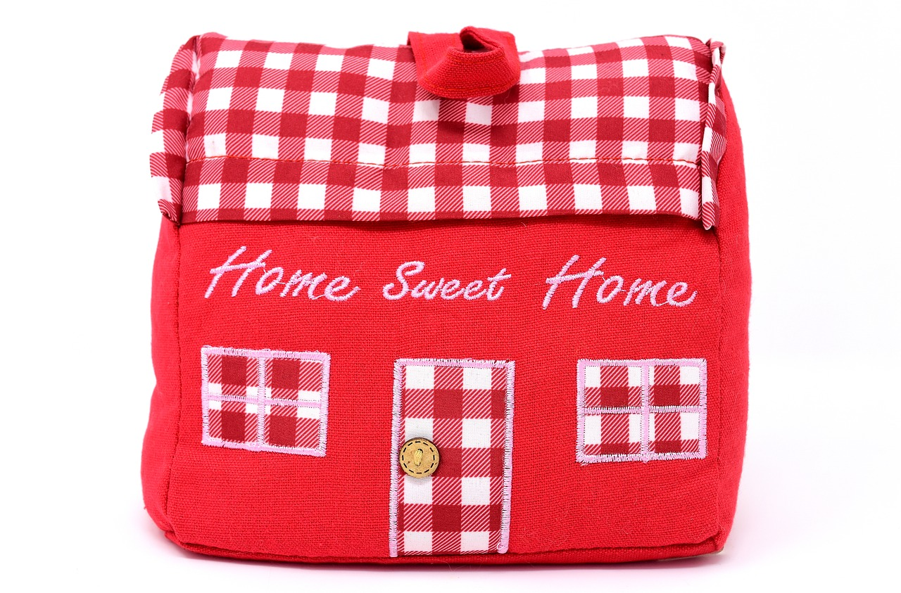 home sweet home at home doorstop free photo