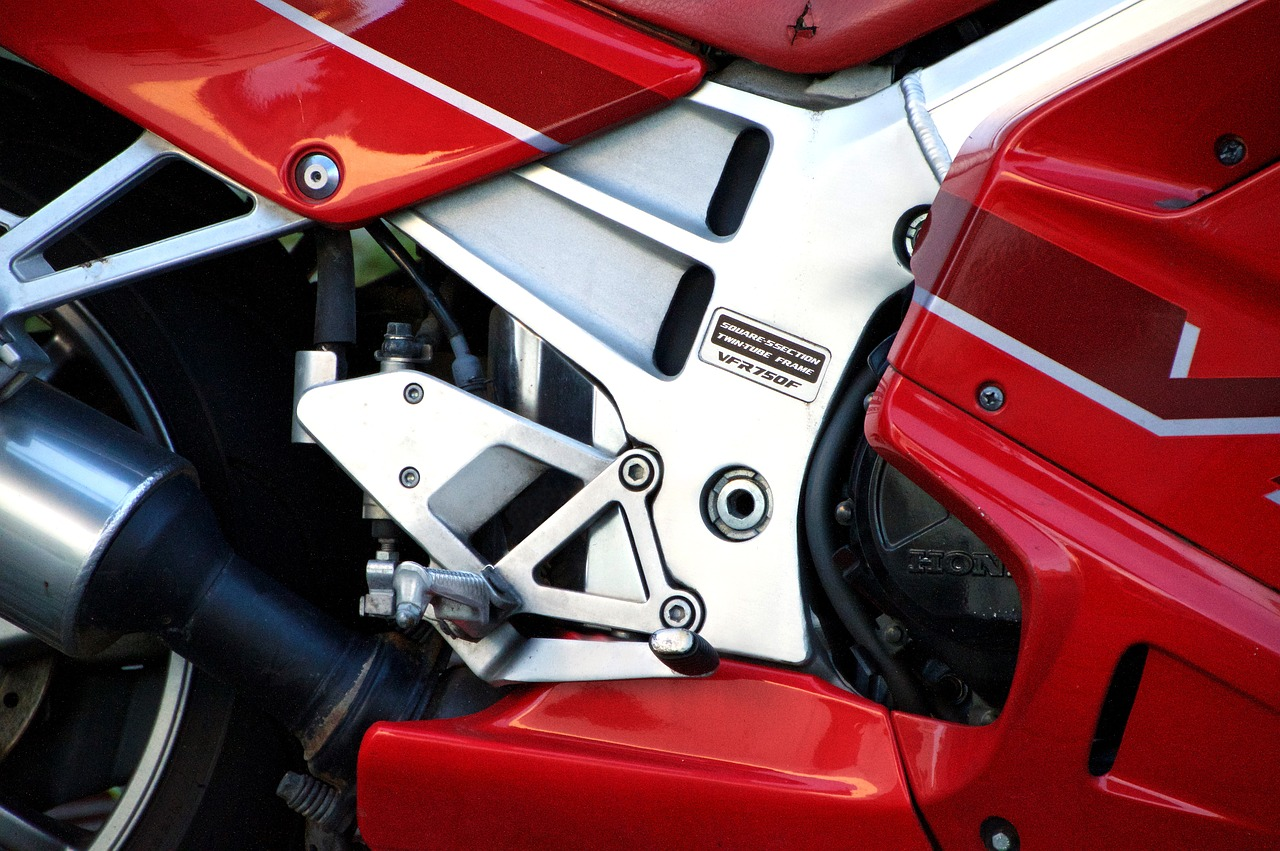 Honda Motorcycle Footrests Bike Page Free Image From Needpix Com