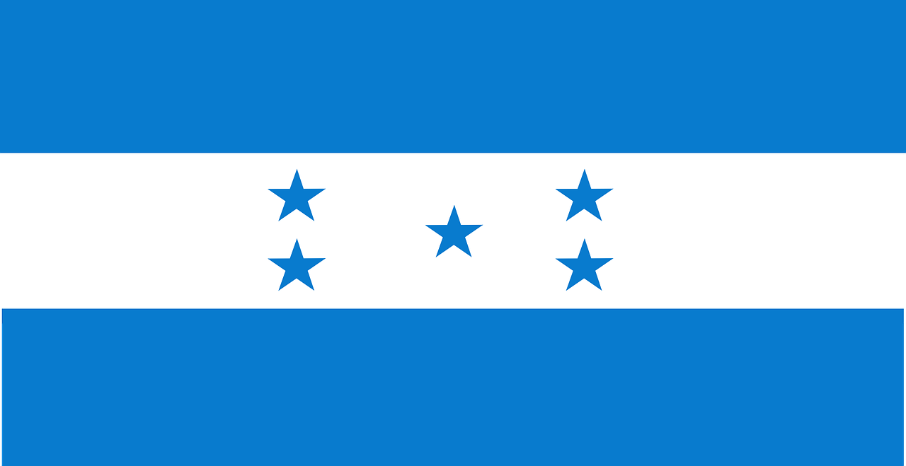 honduras flag national free photo