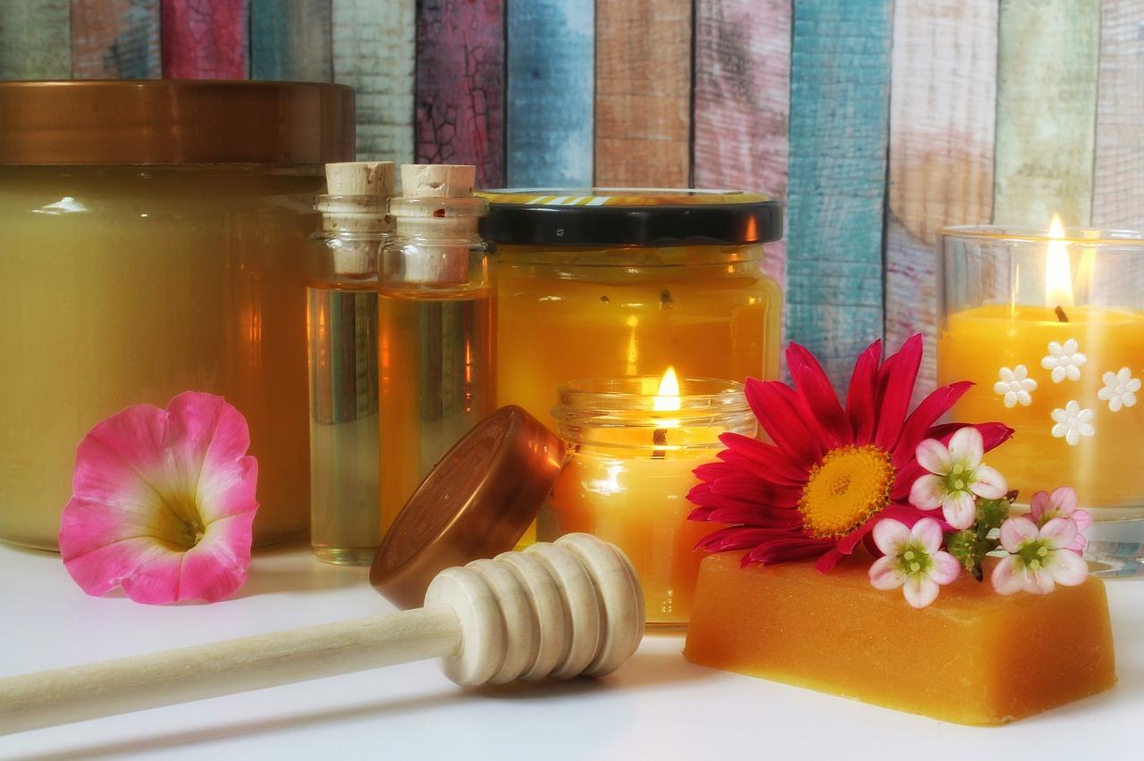 Honey products, honey, beeswax, beeswax candle, beekeeper - free ...