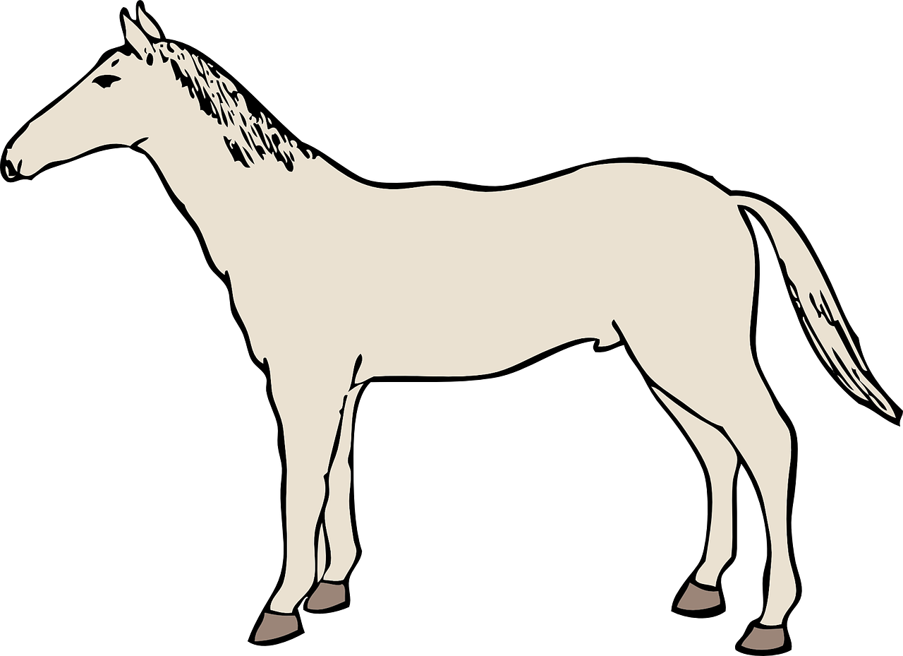horse,mustang,stallion,mammal,farm,animal,equestrian,equine,racehorse,thoroughbred,free vector graphics,free pictures, free photos, free images, royalty free, free illustrations, public domain