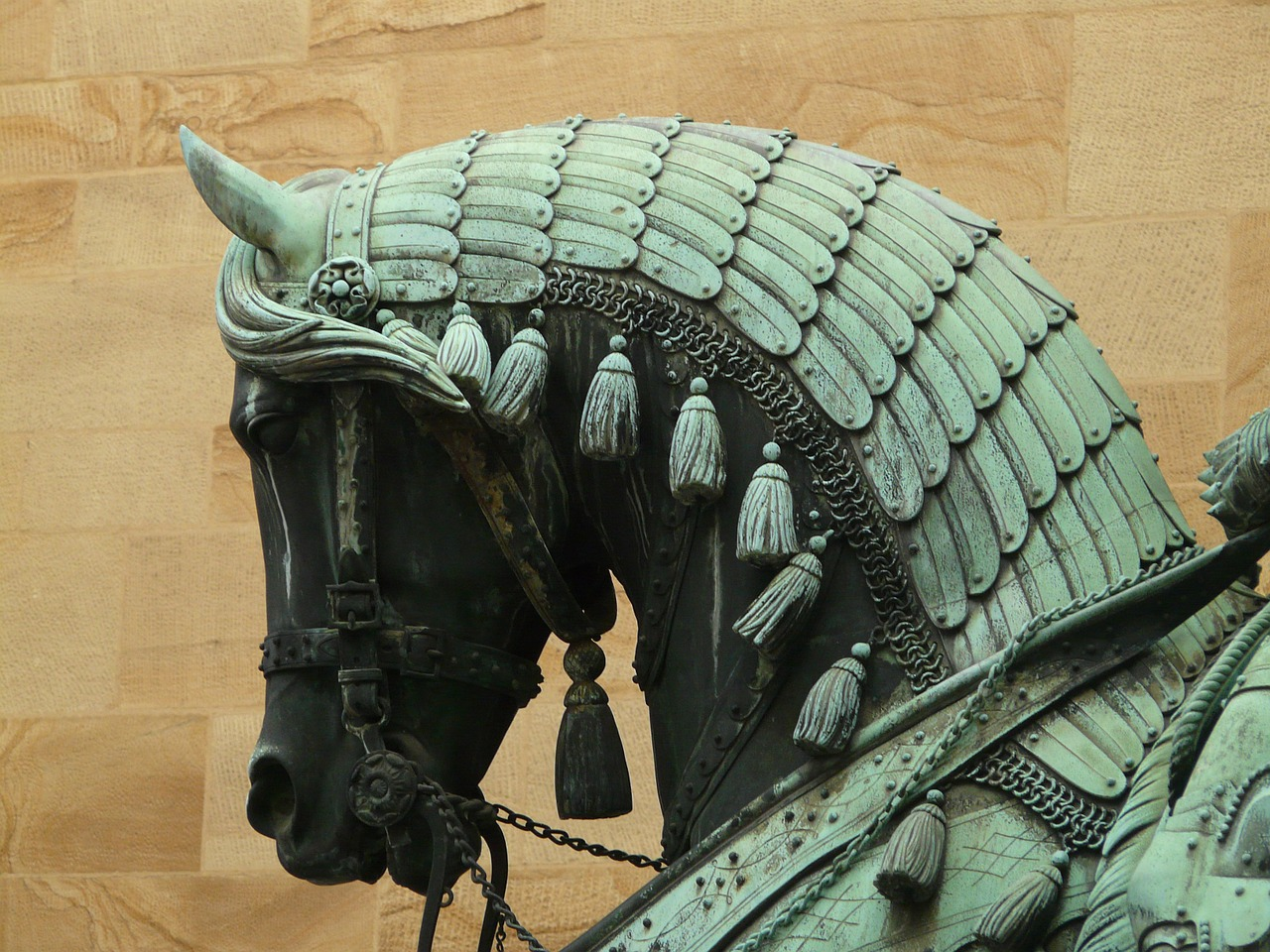 horse ross monument free photo