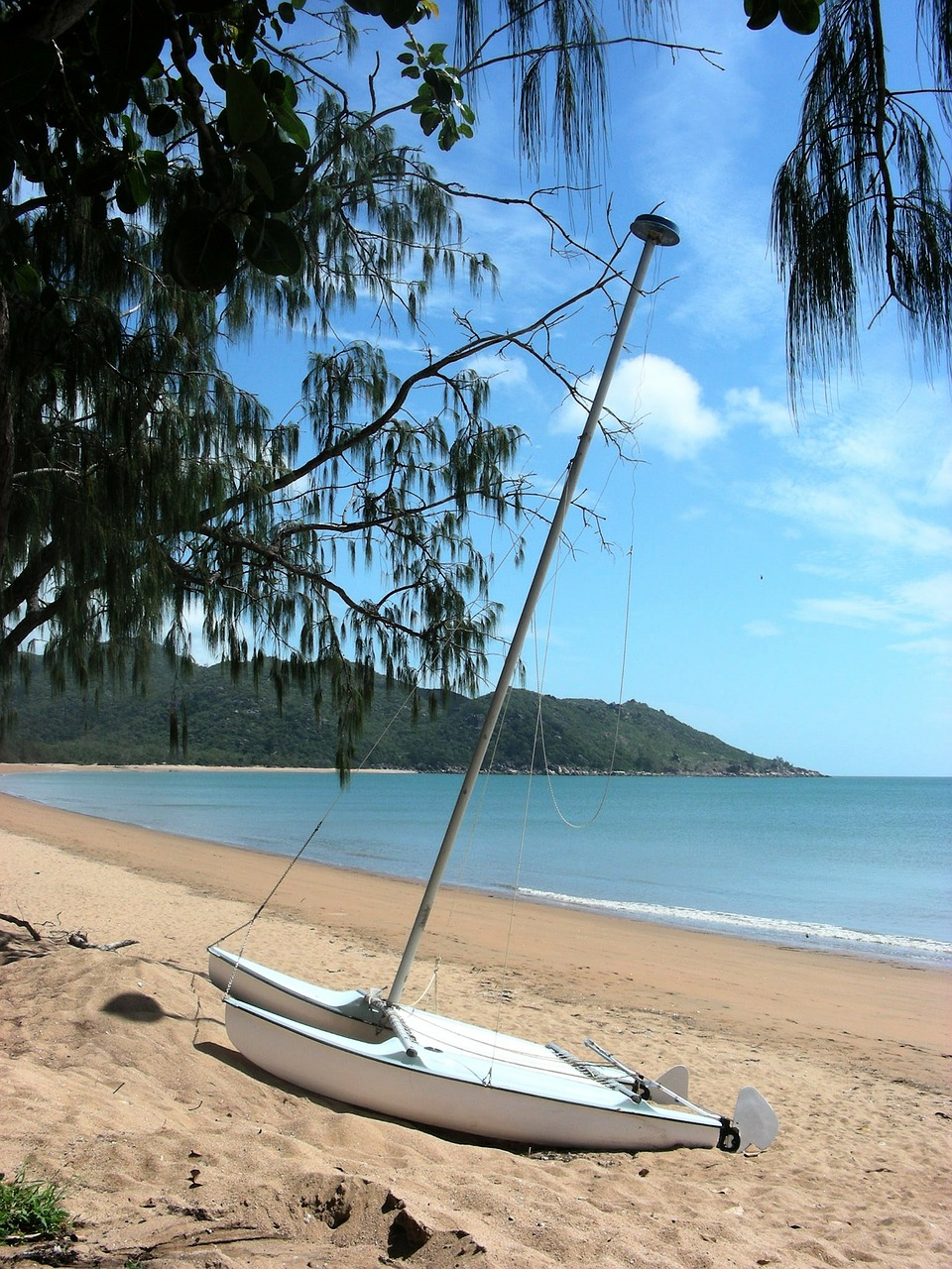 horseshoe bay magnetic island queensland free photo