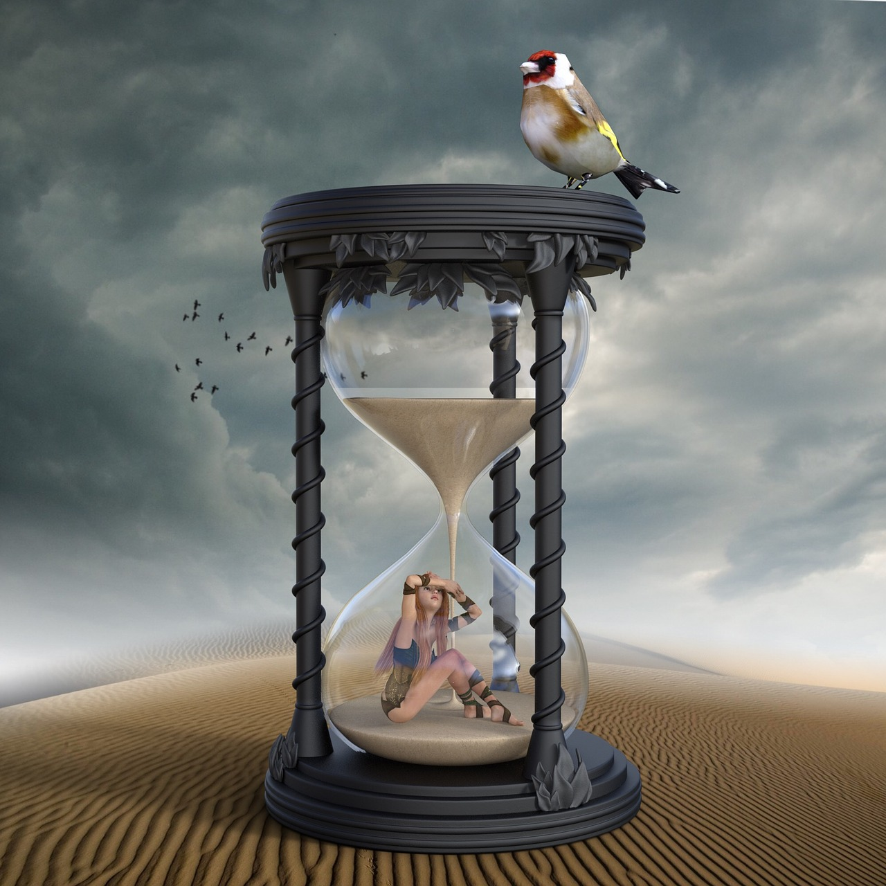 Image result for hourglass countdown