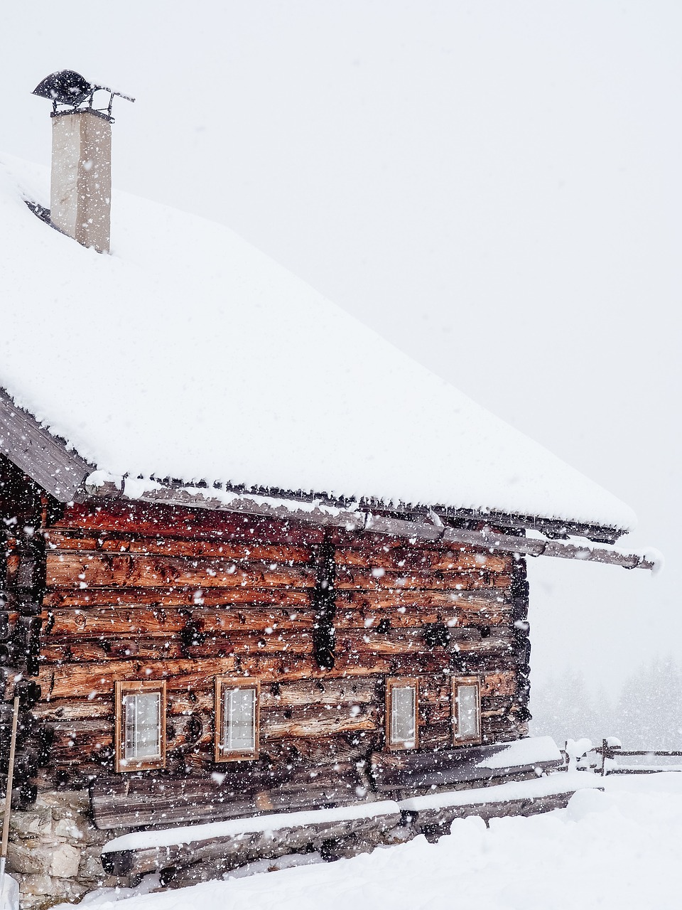 Download free photo of House,architecture,snow,winter,cold - from ...