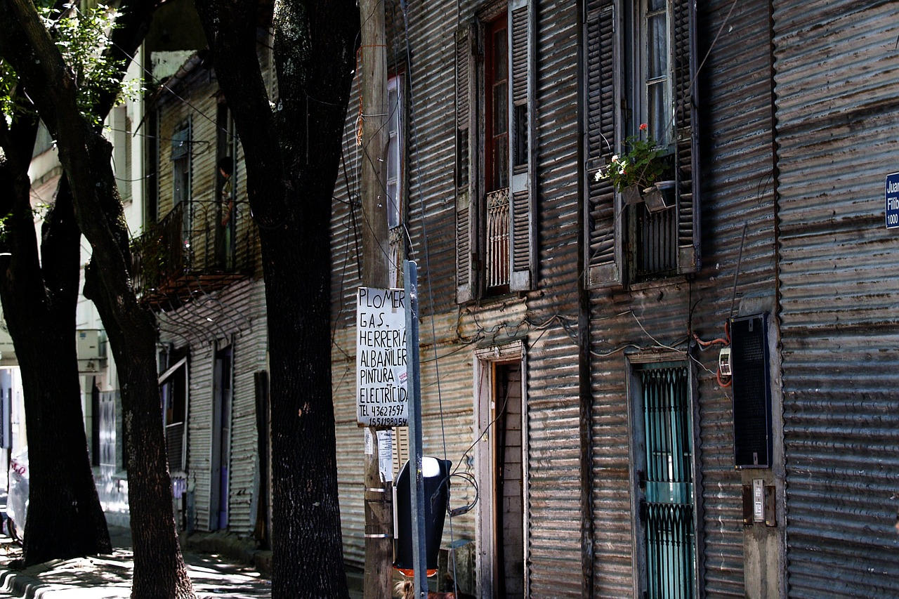 house facade,buenos aires,argentina,city,trees,alley,free pictures, free photos, free images, royalty free, free illustrations, public domain