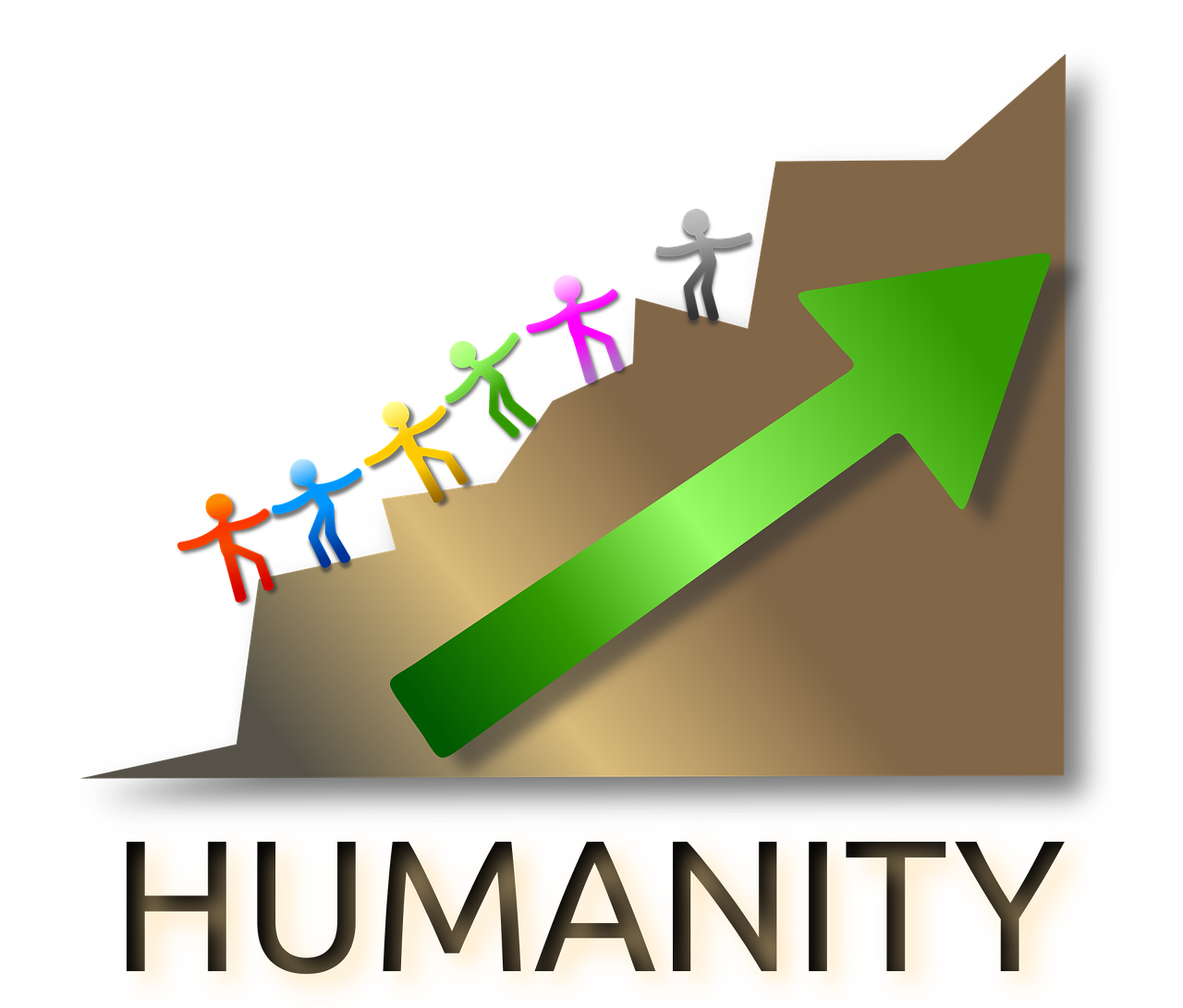 humanity pin poster free photo