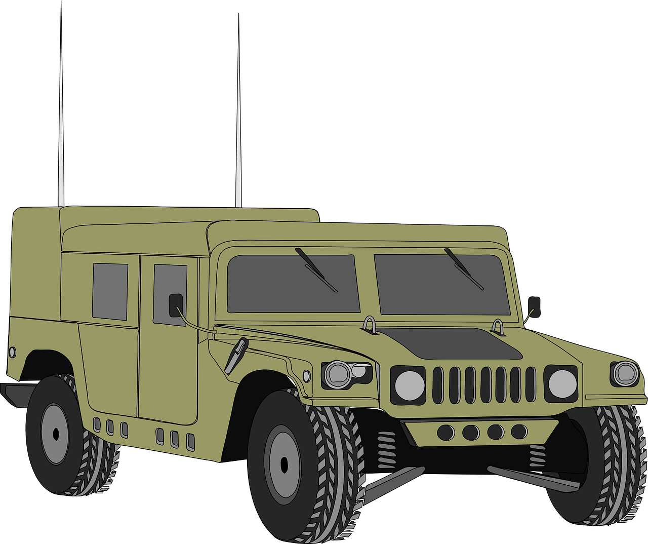 hummer vehicle humvee free photo