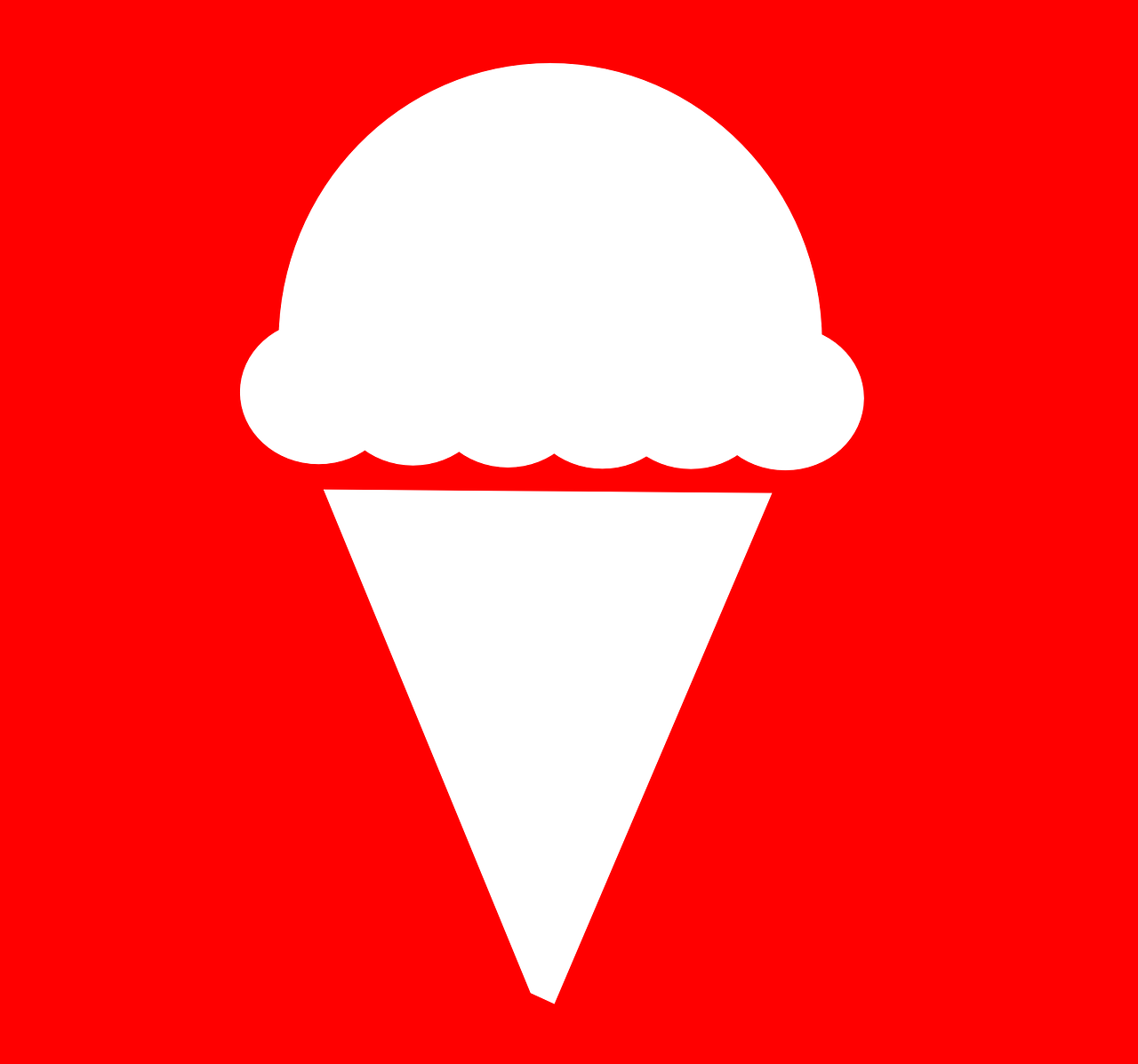 ice cream cone free photo