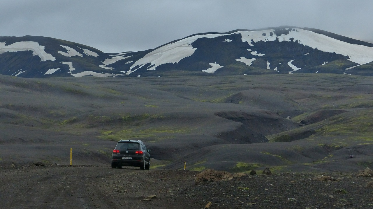 iceland,track,glaciers,car,free pictures, free photos, free images, royalty free, free illustrations