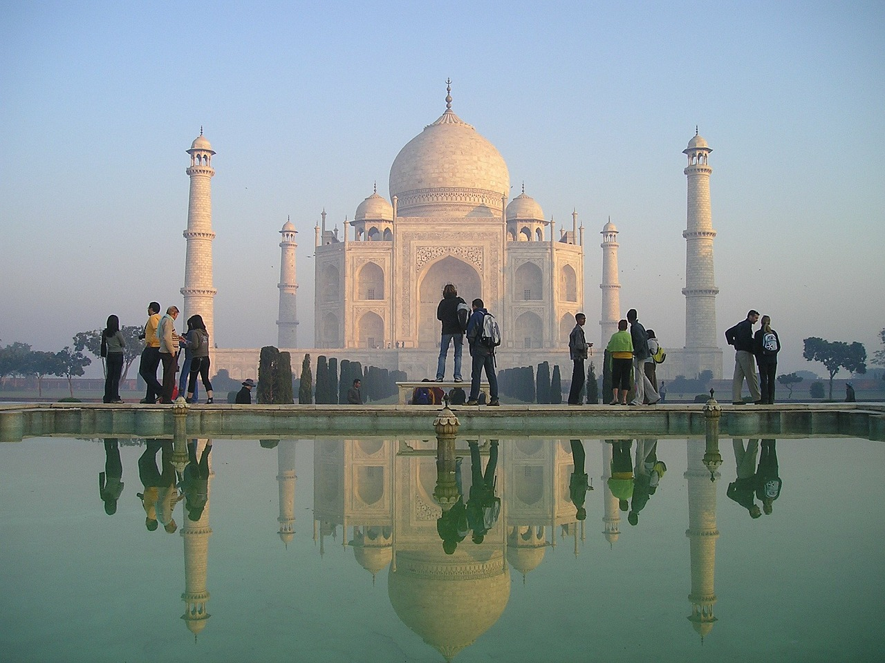 india taj mahal free photo