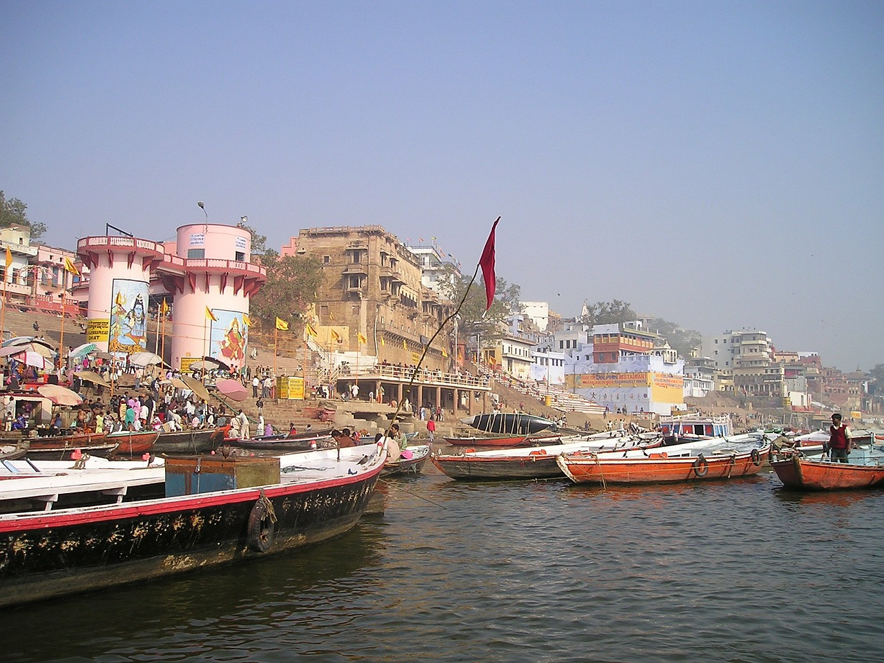 india ganges holy free picture