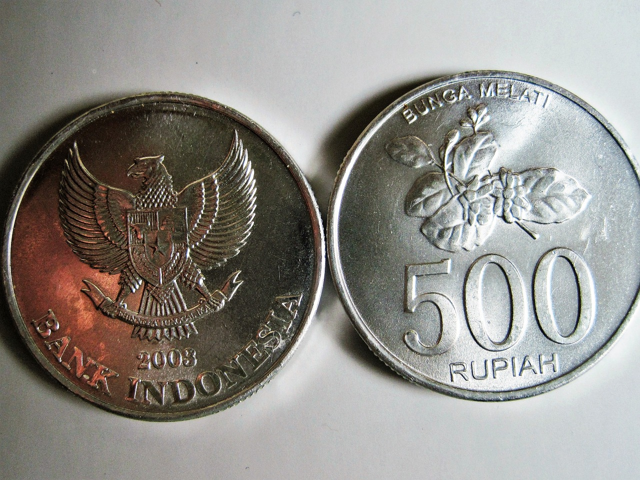 Indochinese rupiah,bank indonesia,coins,money,currency ...