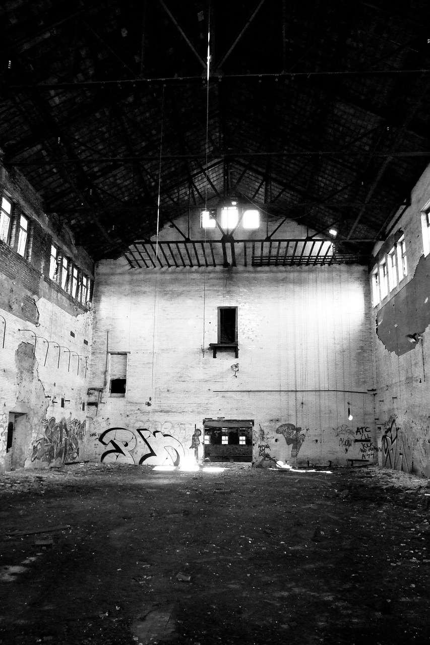 indoor urbex urban free photo