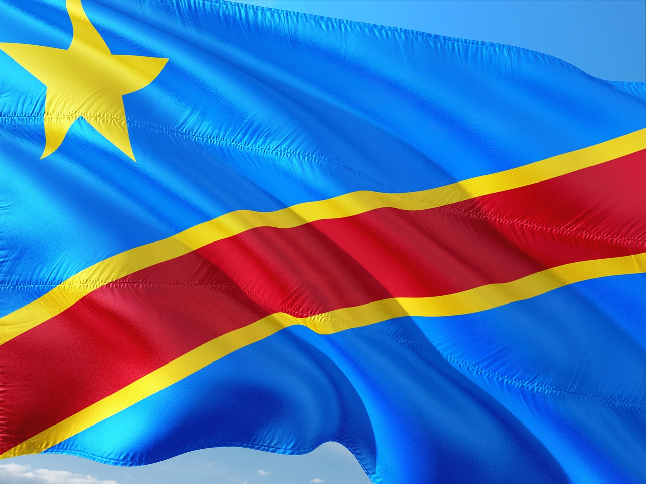 international flag democratic-republic-of-the-congo free photo