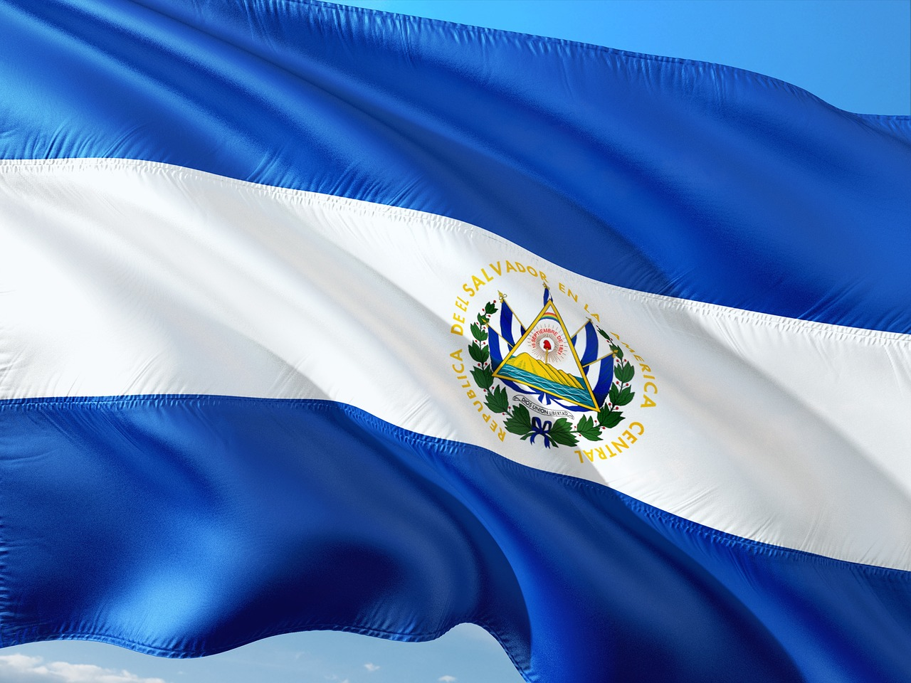 international,flag,el salvador,free pictures, free photos, free images, royalty free, free illustrations